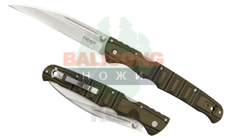 Нож Cold Steel Frenzy I