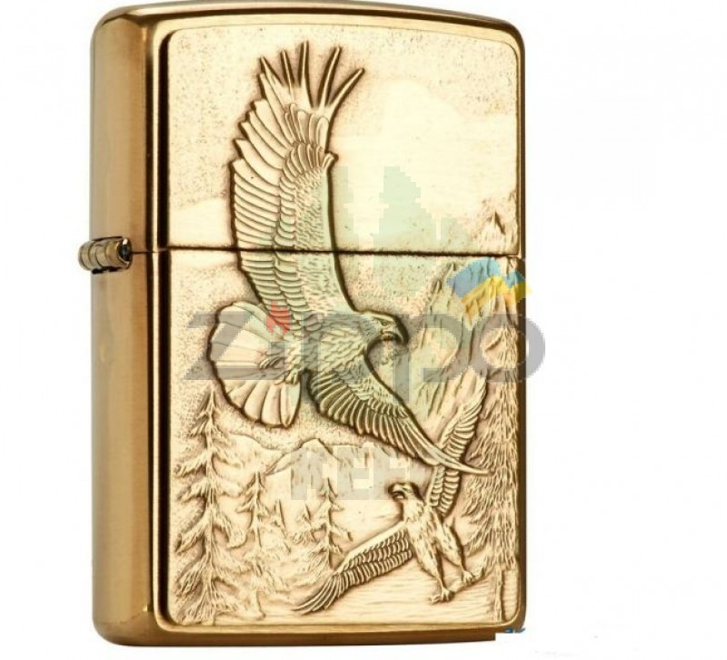Зажигалка Zippo 20854 204B Where Eagles Dare
