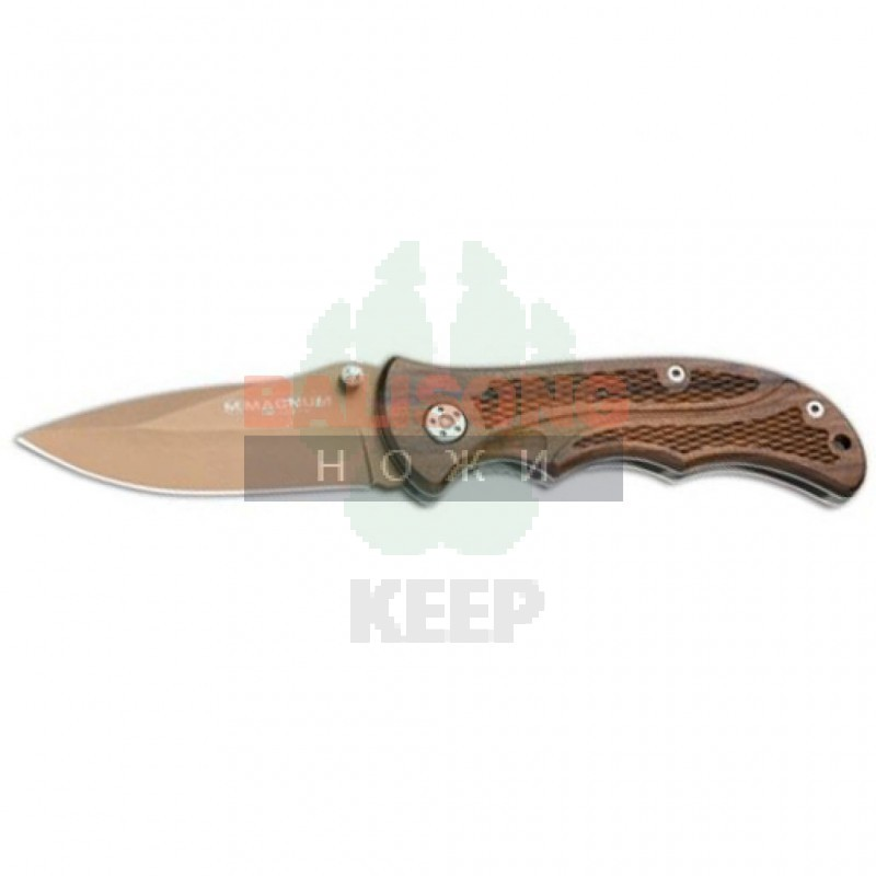 Нож Boker Magnum Earthed 440A